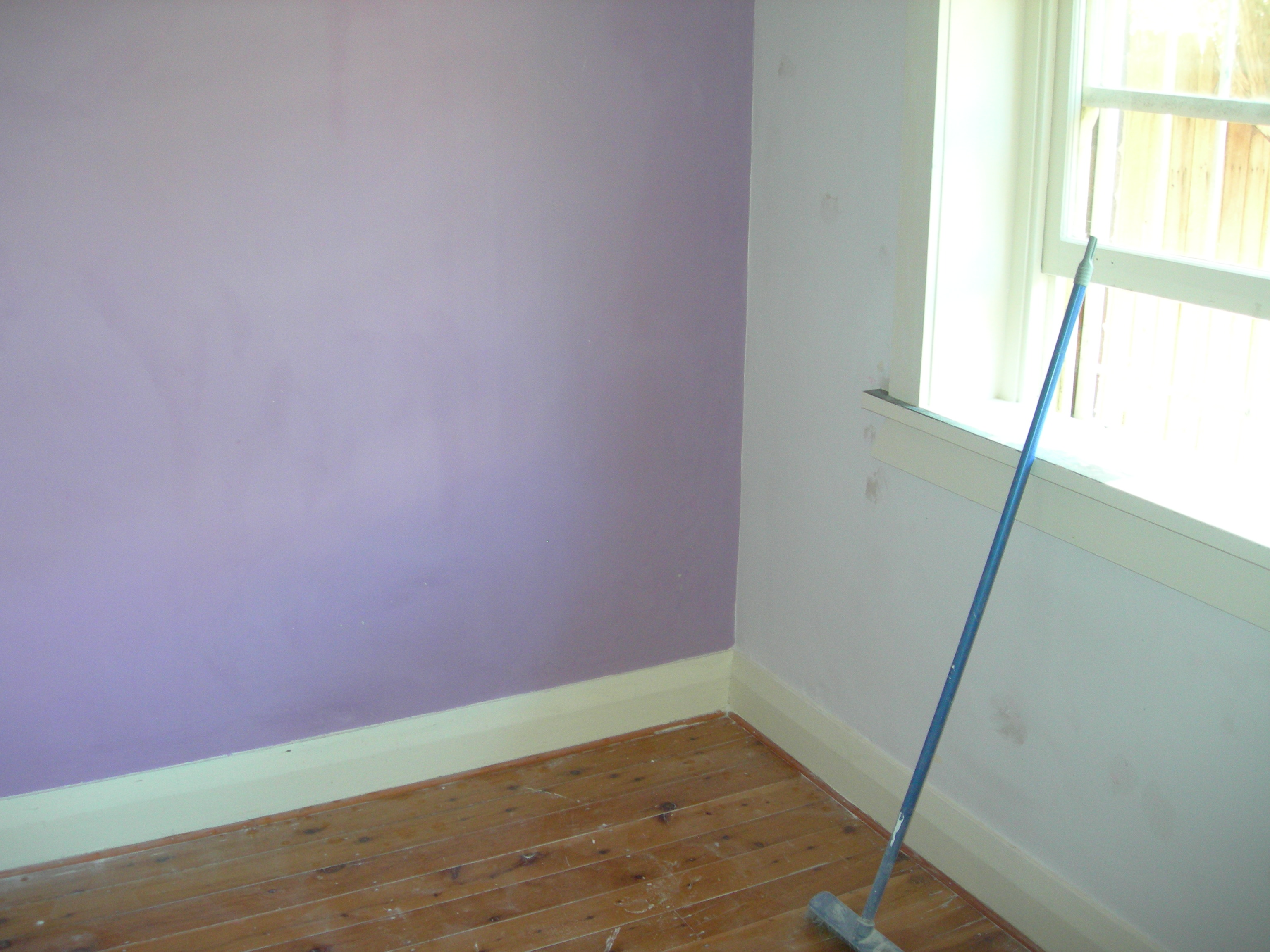 Lilac Bedroom With Purple Sorry Lilac Walls